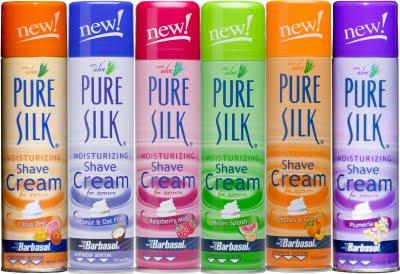 foto de Pure Silk Shaving Cream Review & Top Shaving Mistakes