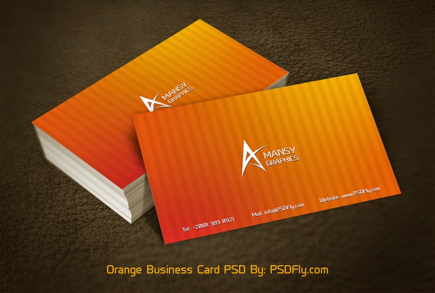 Beautiful Business Cards Psd Files Free Download Pictures ...