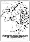 Pensamientos del Papa Francisco para colorear pensamientos papa