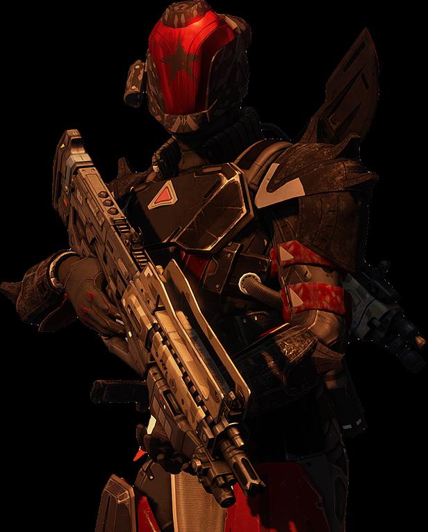 Le Gardien Titan sur Destiny