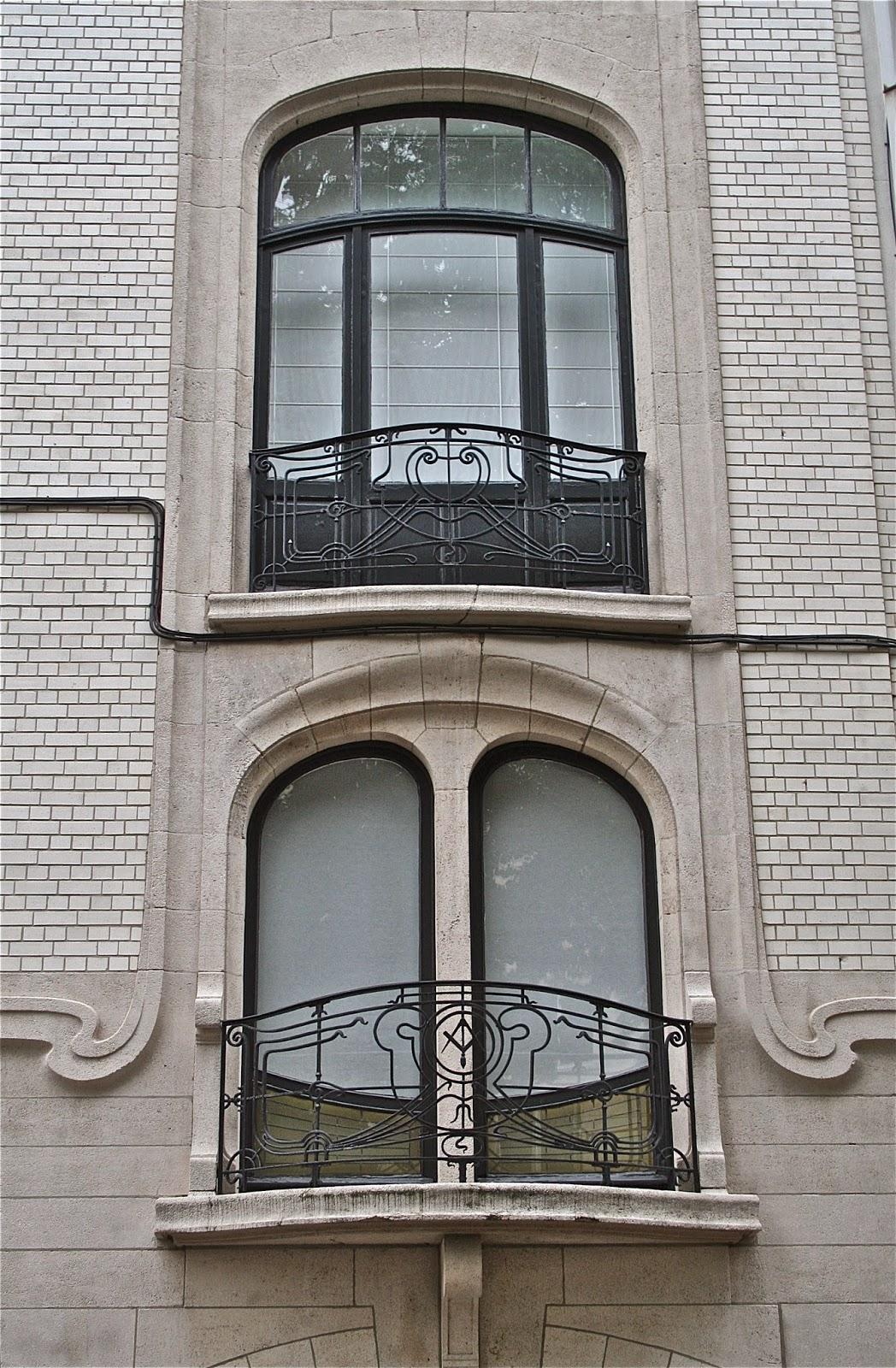 bruxelles art nouveau promenade n 6 les surprises hivernales de l 39 avenue albert. Black Bedroom Furniture Sets. Home Design Ideas