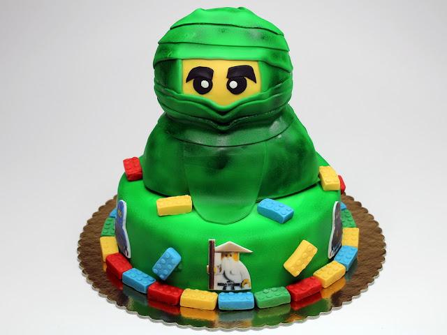 Ninjago Cake London