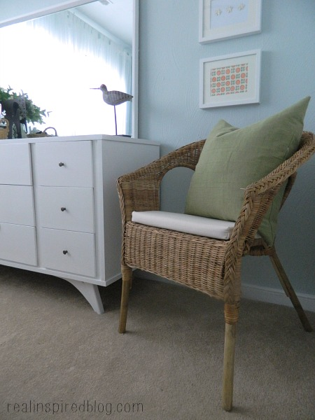 My Favorite Chair: The Agen Wicker Chair from Ikea