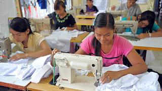 Pasar kerja Kamboja tidak terpengaruh MEA