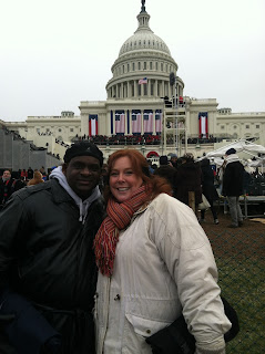 CRI's Mendez Attends Second Obama Inauguration