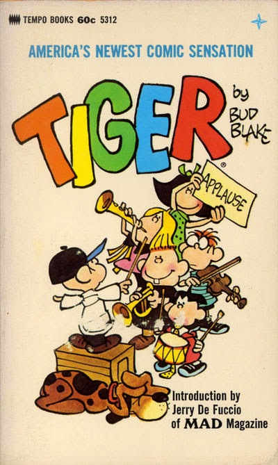 Bud Blake's Tiger Debuts!