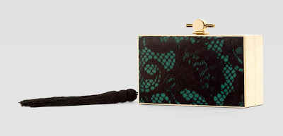 Jason Wu Chinoiserie Box Clutch