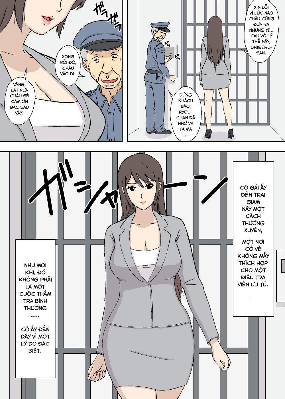 Con Dâu Lăng Loàn - Truyện Hentai