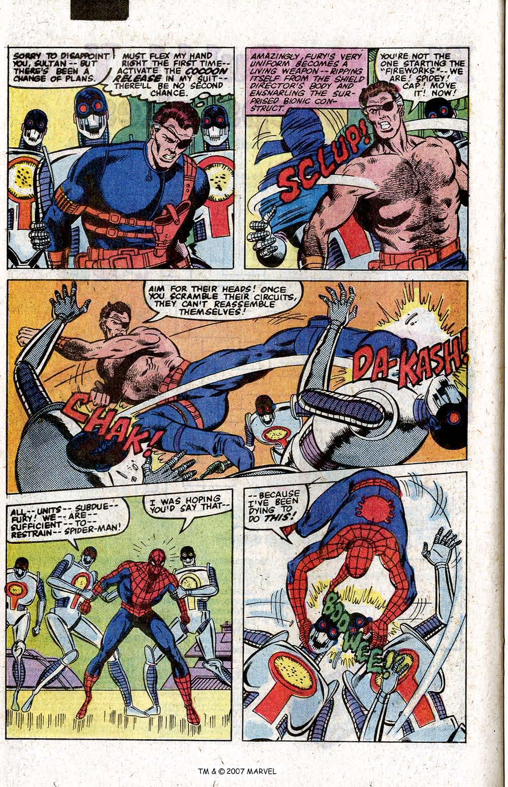 Captain America (1968) Issue #265 #180 - English 24