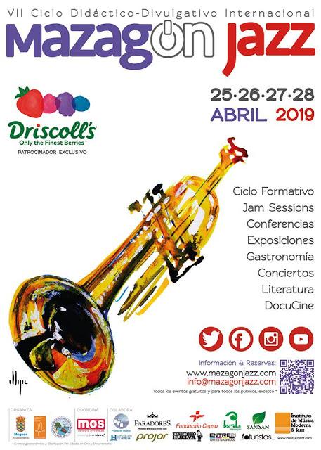 VII Edición del Ciclo Didáctico Mazagón Jazz