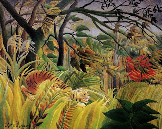 the cultural value of species, rousseau