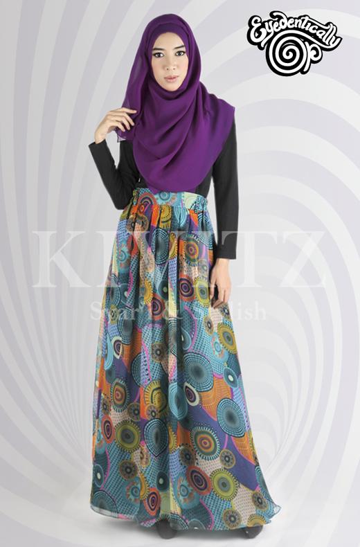 Model Baju Muslim 2016 Yang Paling Populer