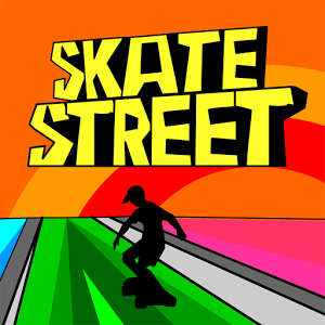 Skating street apk