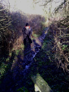 Geocaching - Another muddy walk