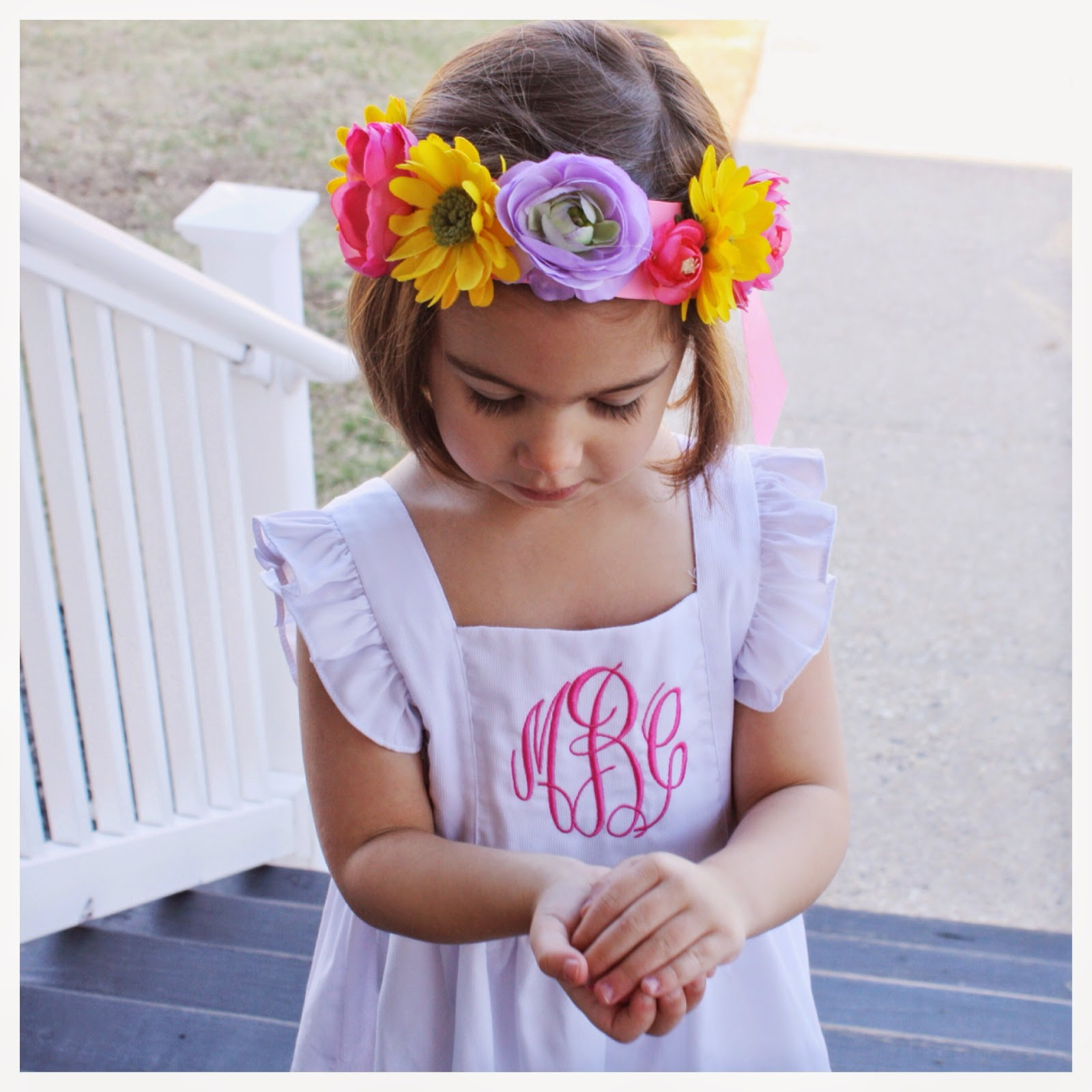 The Chirping Moms DIY Flower Crowns