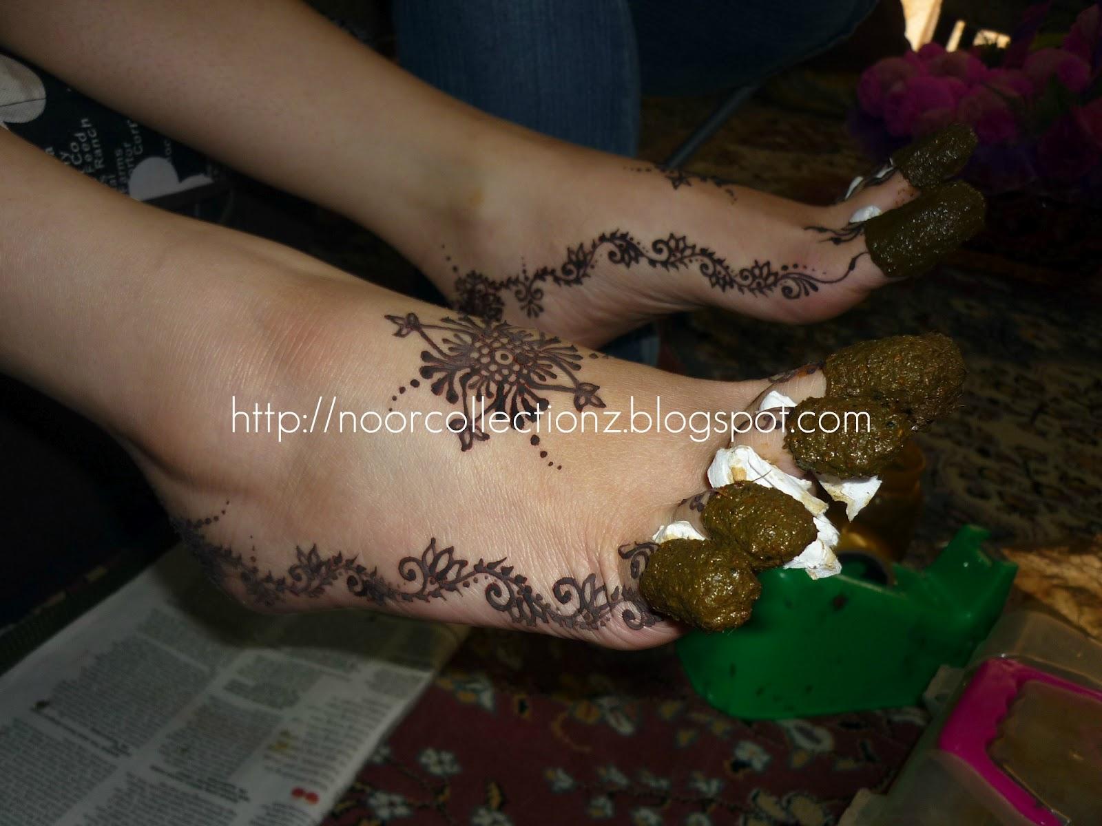 PERKHIDMATAN UKIRAN INAI PENGANTIN Henna Inai Nisa Seremban 2