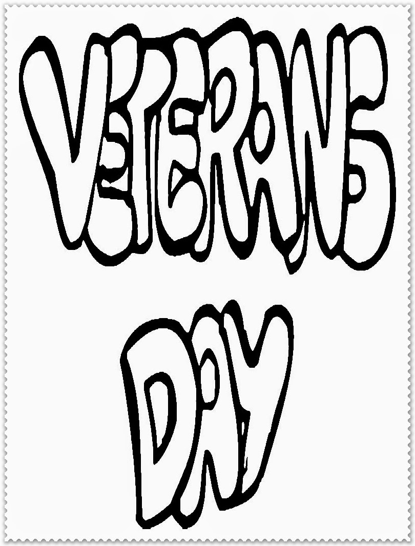 Free Coloring Pages Of Veterans Day