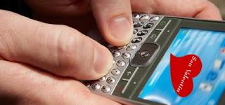 sms san valentin mensaje