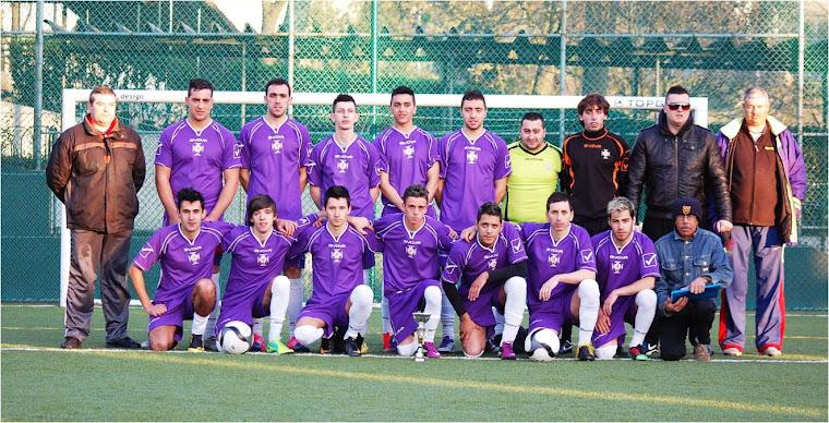 Jovens Magníficos FC. Fut 7