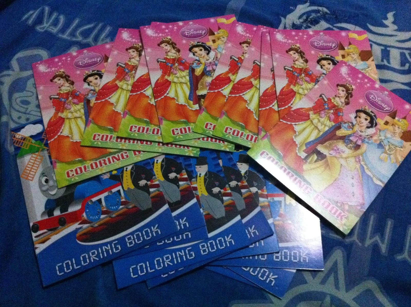 Party Favors From Divisoria Disney Princess Theme