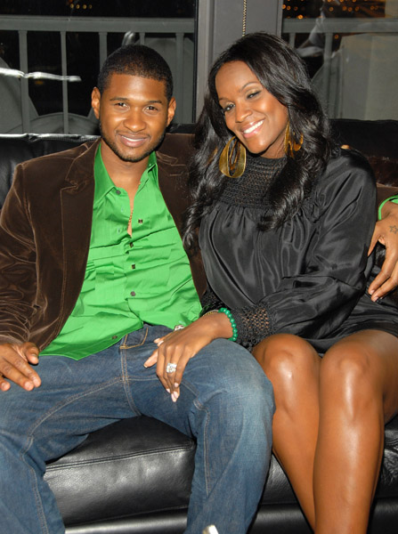 Usher and Ex-Wife Tameka Raymond Involved In A Bitter Court Battle Over Their Children!