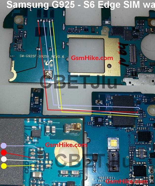 samsung s7582 schematic diagram samsung image samsung galaxy s6 edge g925 sim card ways ic solution gsmhike on samsung s7582 schematic diagram