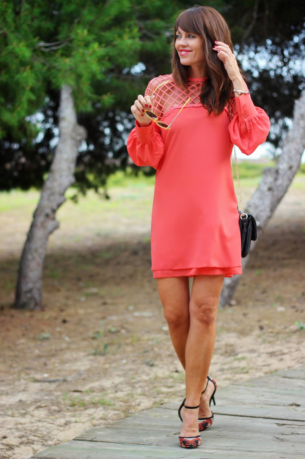 Vestido Denny Rose - Blogger Alicante