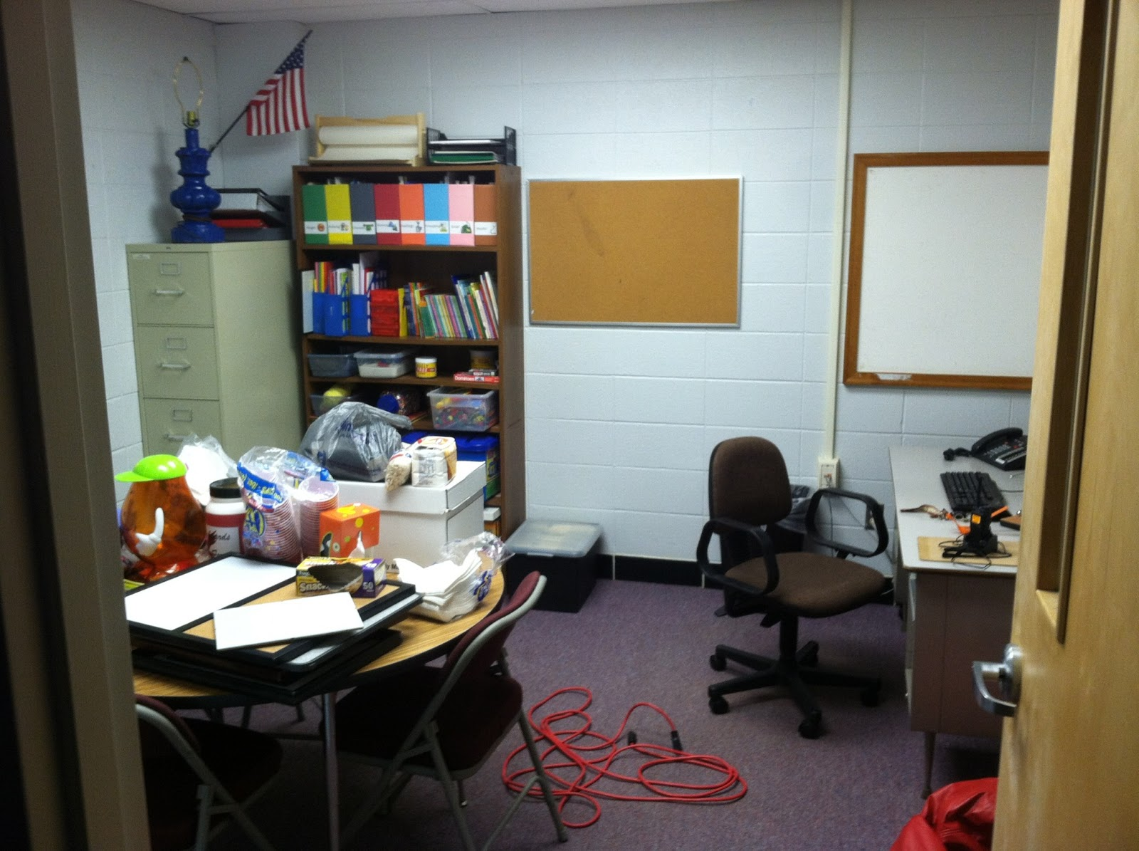 A Fellow School Counselor: School Counselor Office Tour 2013: Before Pics