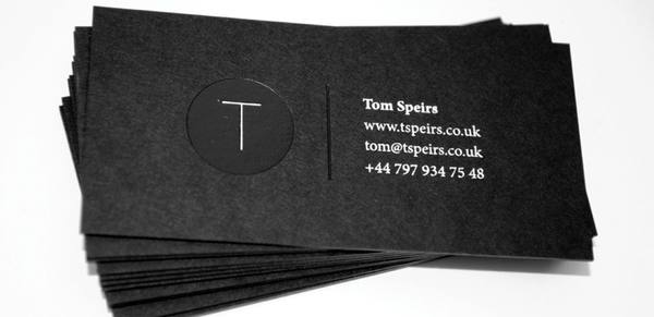 35 Elegant Photographer Business Card Designs Inspiration