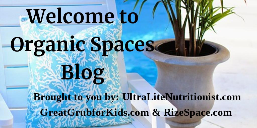 Organic Spaces Blog