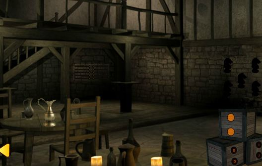 FirstEscapeGames Medieval Tavern Escape