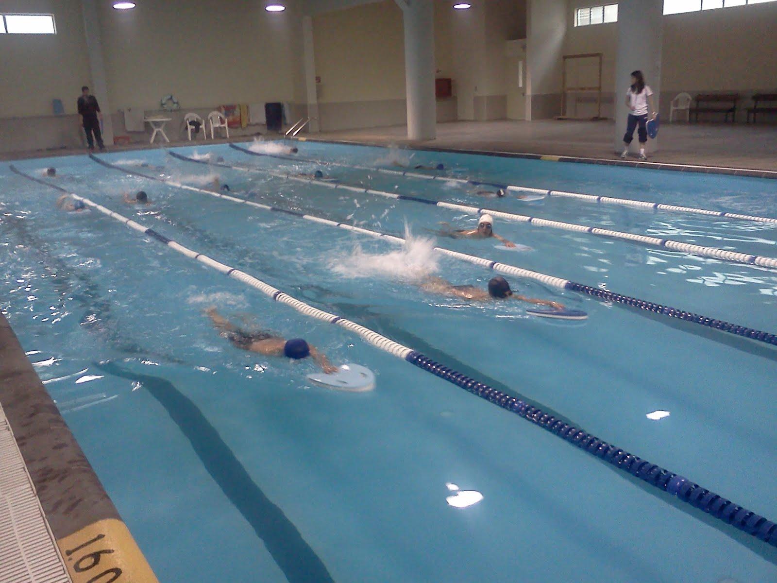 piscina nueva era siglo xxi