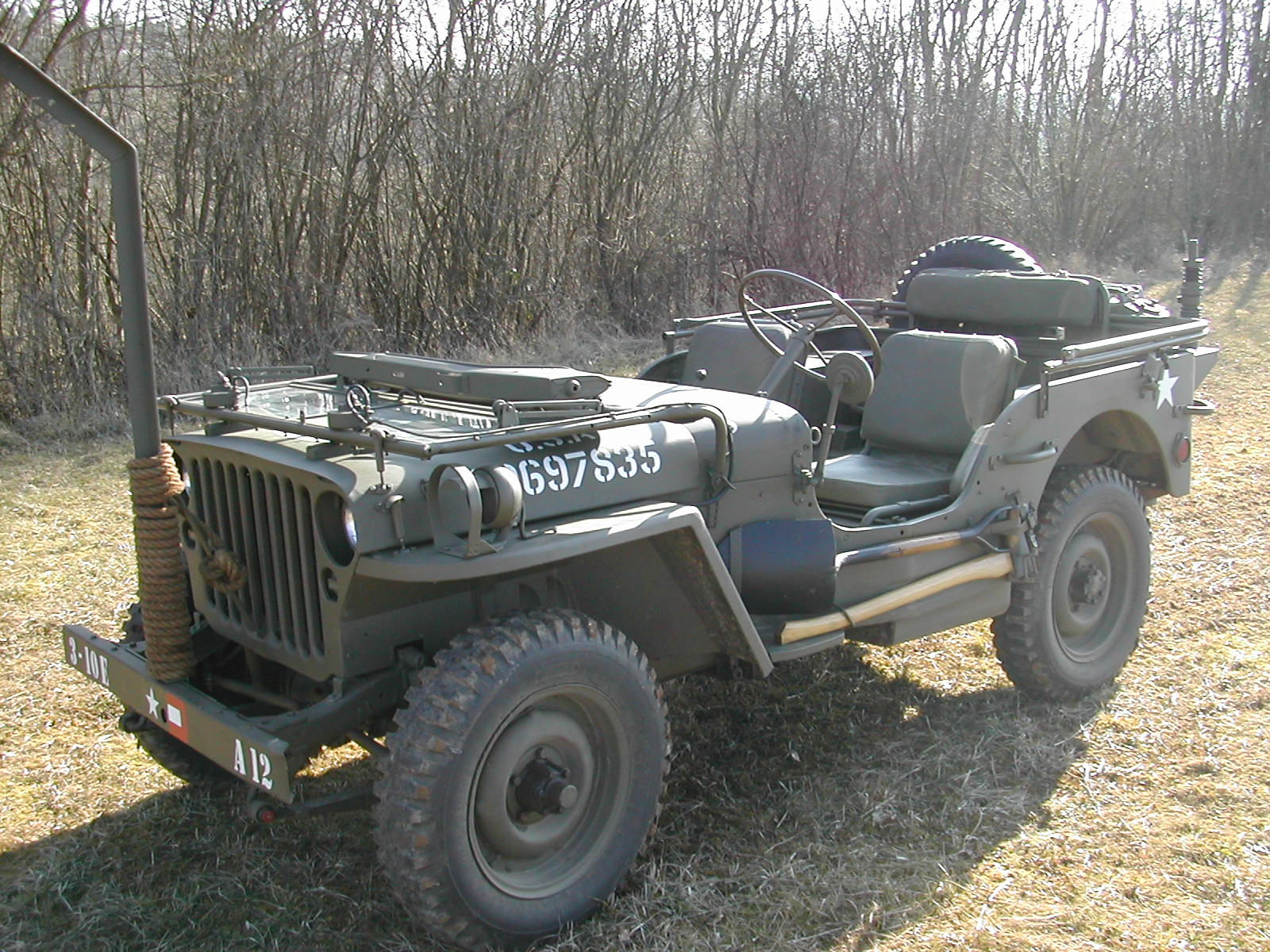 souvenez vous 44 jeep willys u s 3e di rock of the marne. Black Bedroom Furniture Sets. Home Design Ideas