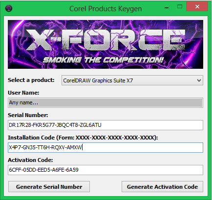 corel draw x7 32 bits