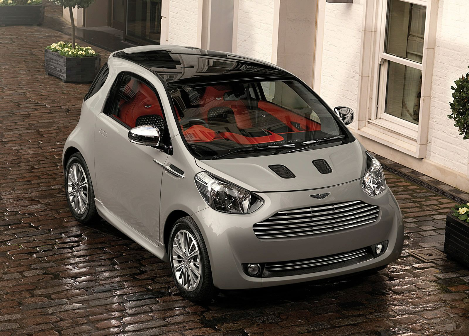 classic cars authority: aston martin cygnet: why?