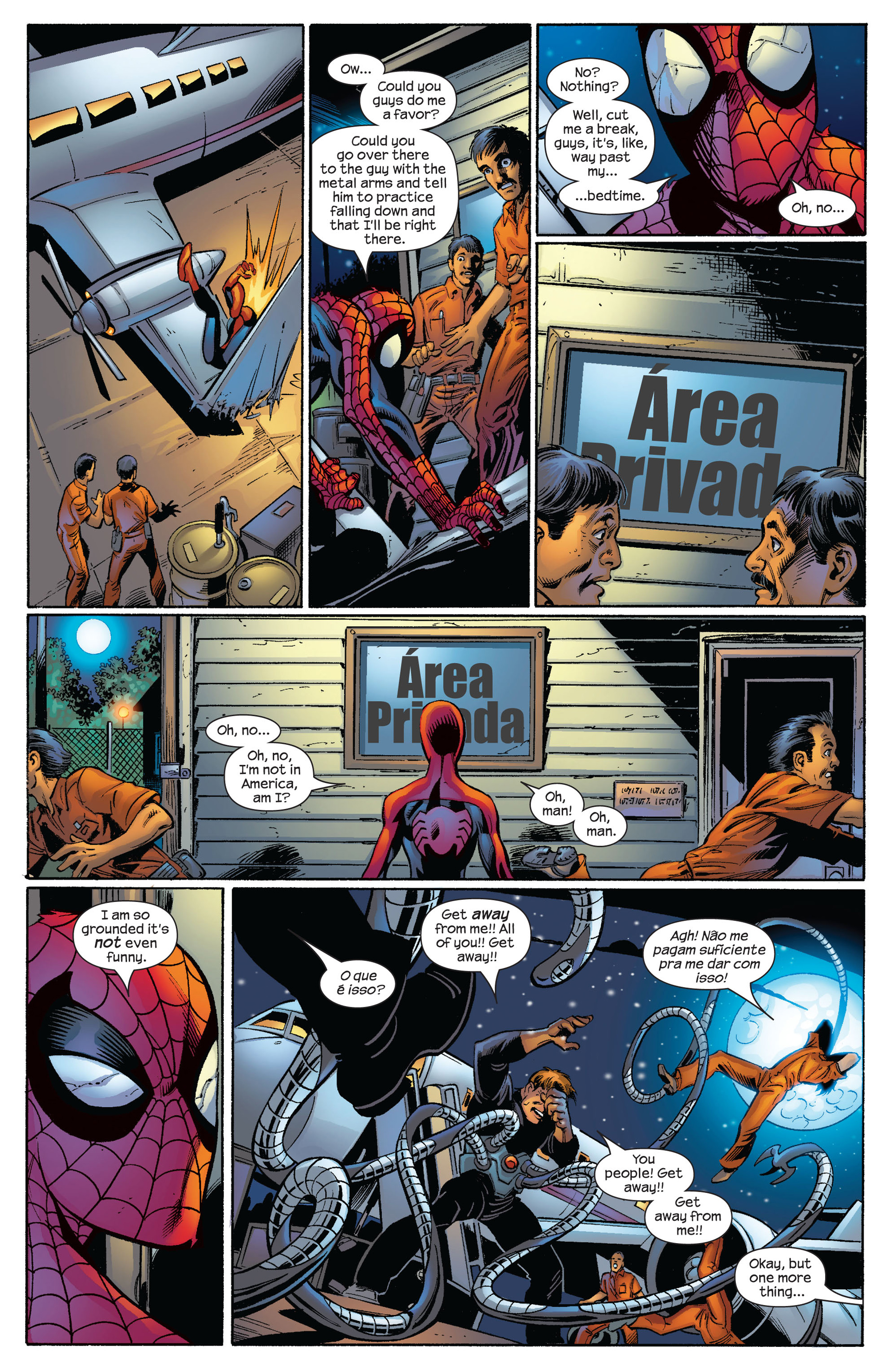 Ultimate Spider-Man (2000) Issue #58 #62 - English 7