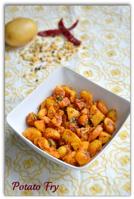 Potato frymicrowave oven method naliniskitchen as i rarely get the indian variety of raw banana heremade it with the potato in the microwave oven and here is the recipe forumfinder Choice Image