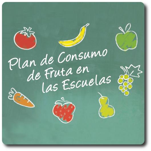 Hábitos de vida saludable. Plan de consumo de fruta.