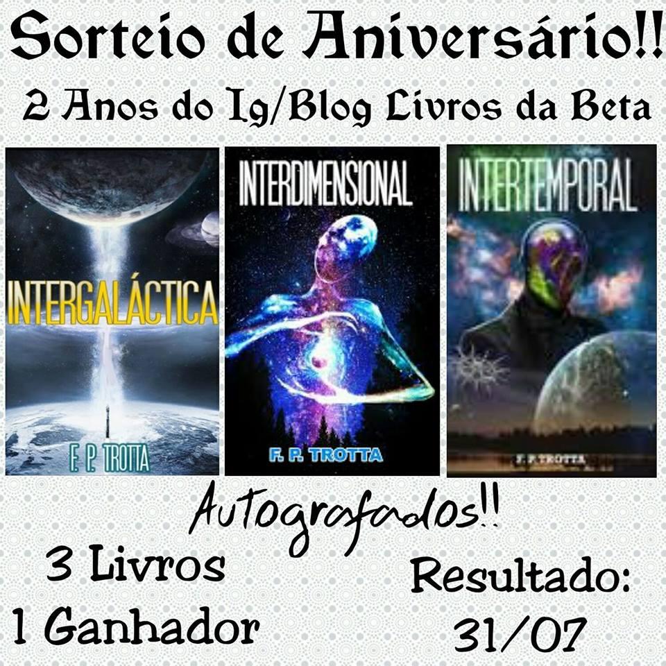SORTEIO DE ANIVERSÁRIO!!