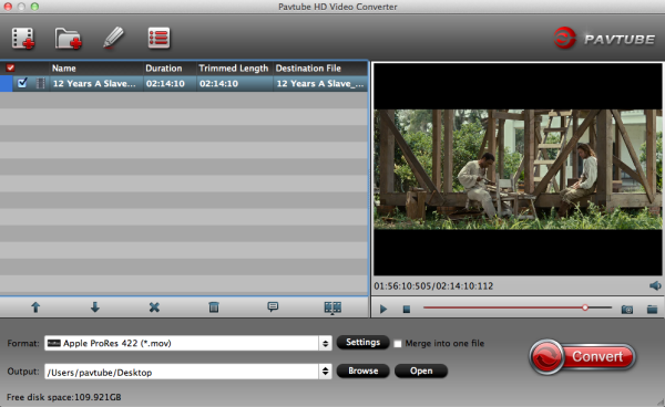 convert m4v to fcp