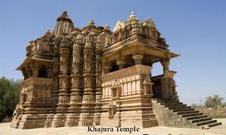 Khajura Temple