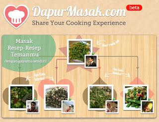 dapurmasak.com Jejaring Sosial