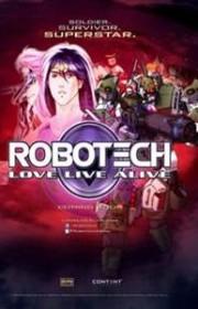 Ver Robotech: Love Live Alive Online