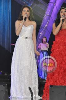 Toni Gonzaga and Vina Morales Christmas special 2011