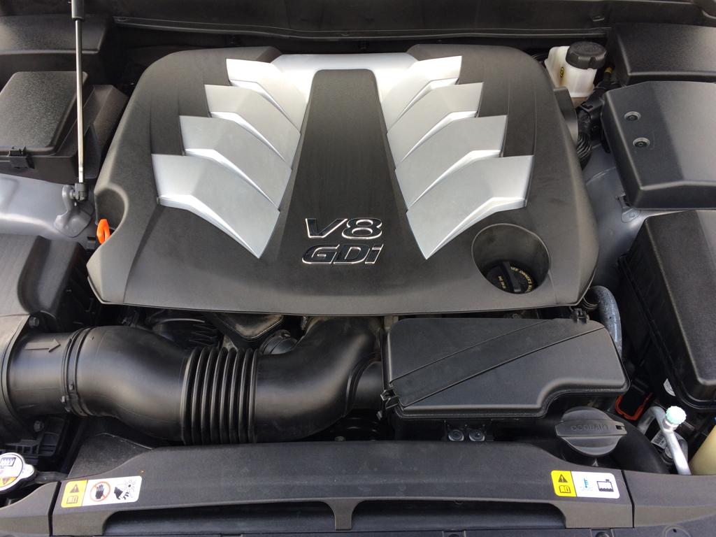 5.0 R Spec V8