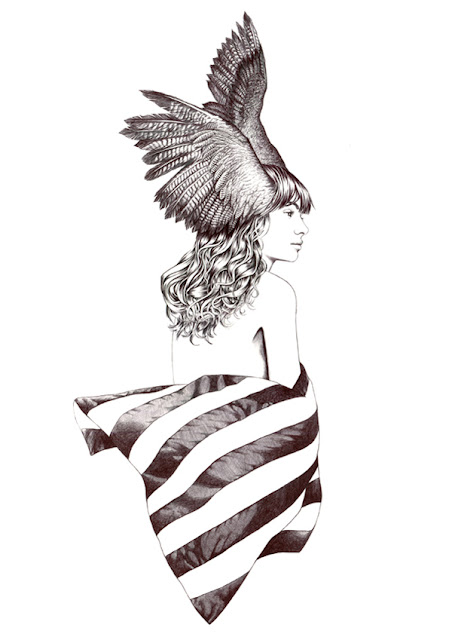 Comely Fashion Illustrations