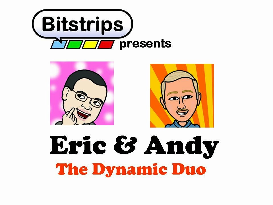 Eric & Andy