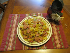 Sweet and Sour Keilbasa
