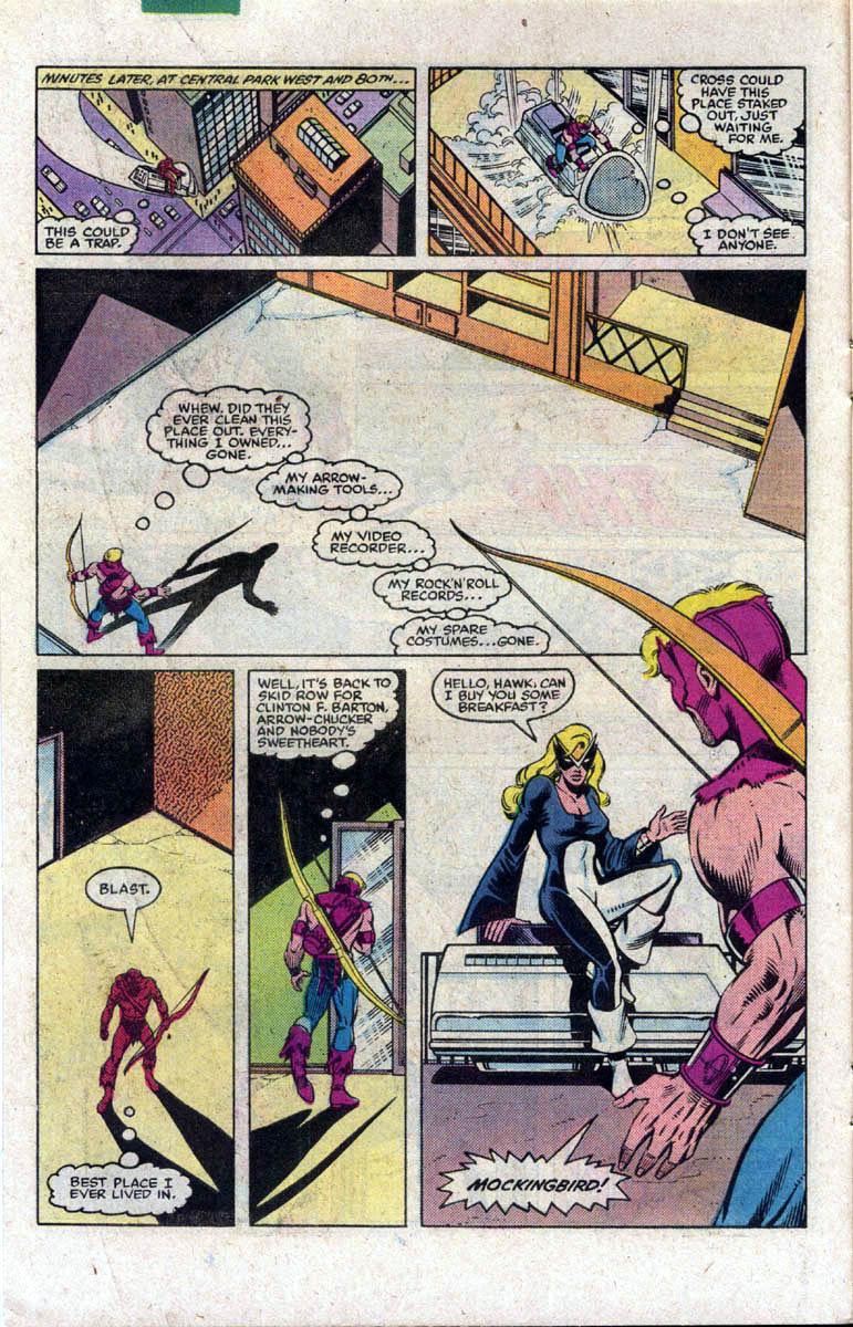 Hawkeye (1983) Issue #2 #2 - English 8