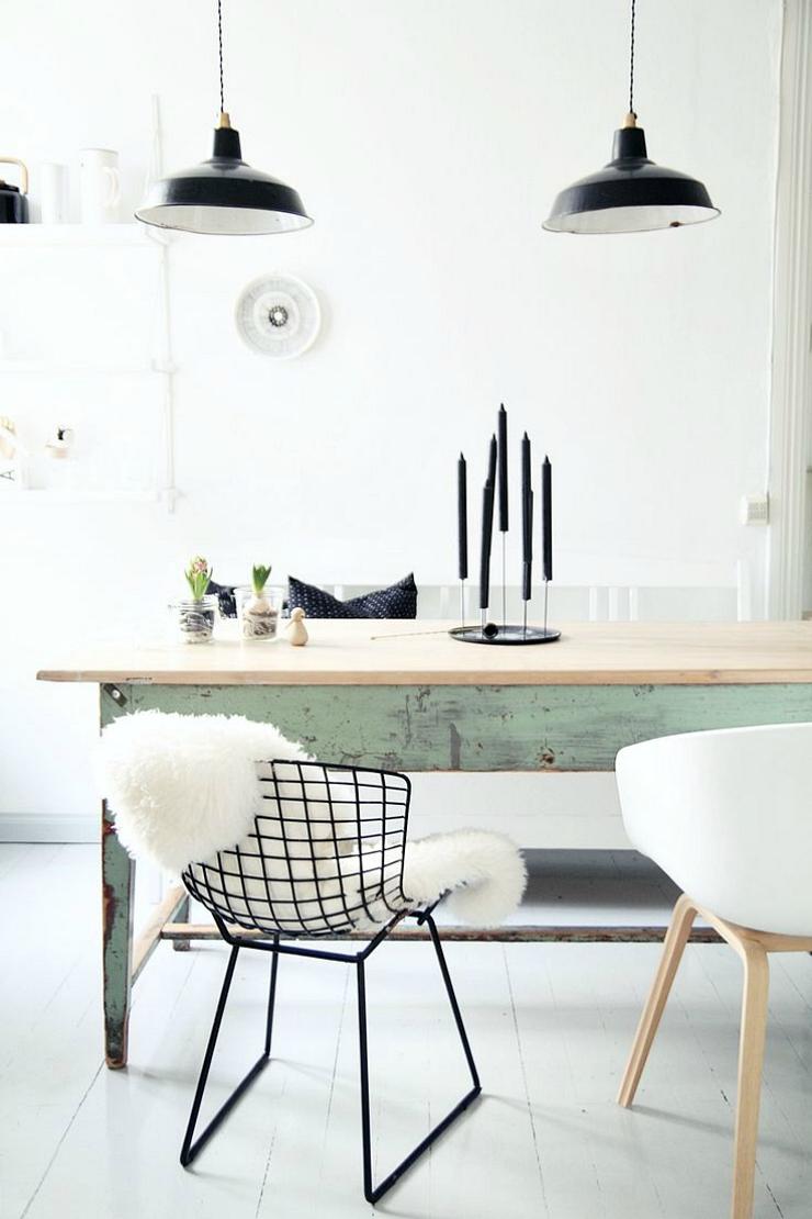 6 Combinaciones para crear el comedor perfecto | La Bici Azul ...